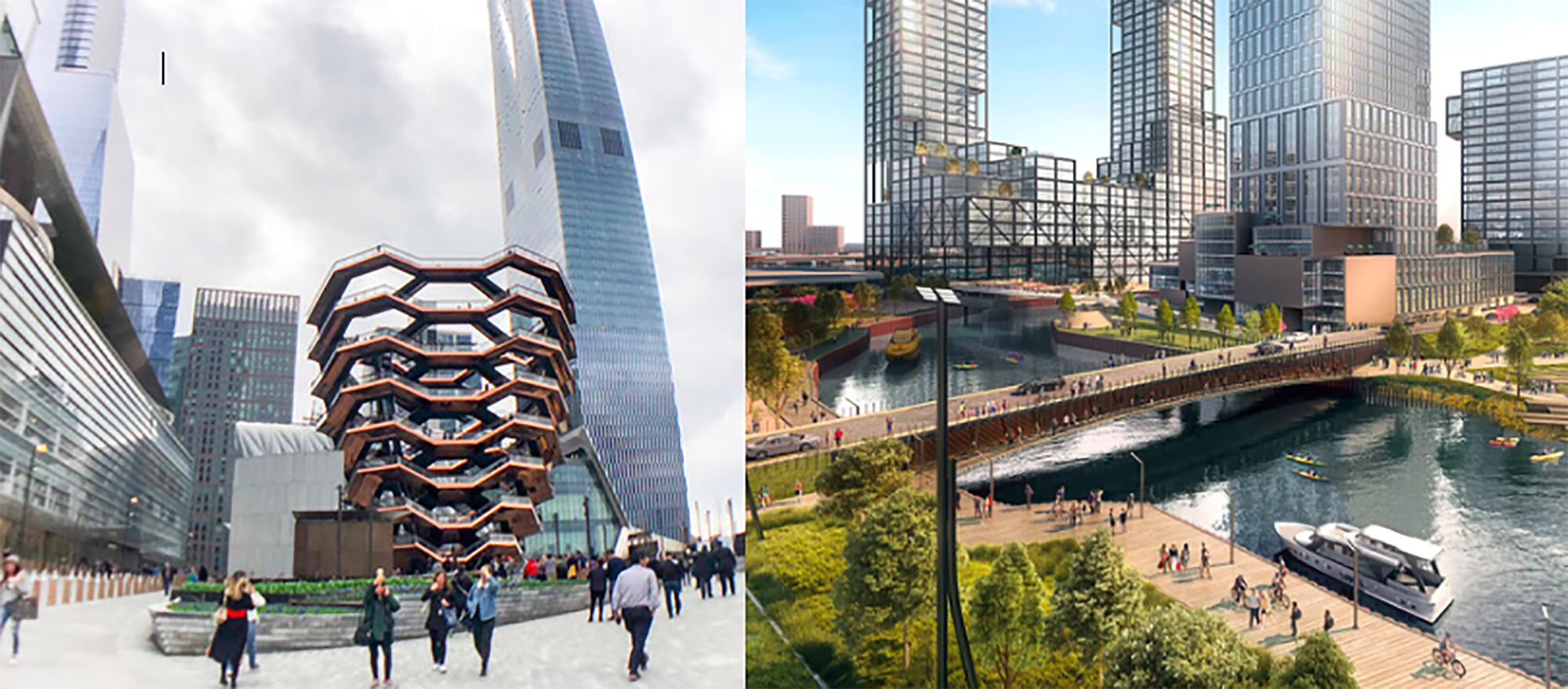 Hudson Yards vs Lincoln Yards